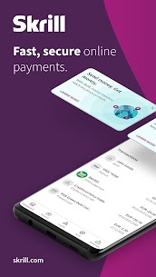 Skrill – Pay and spend money online 1