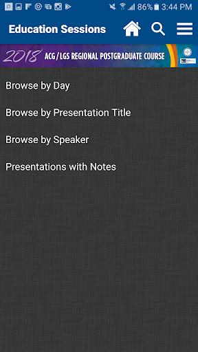 eventScribe 1.3.1 screenshots 3
