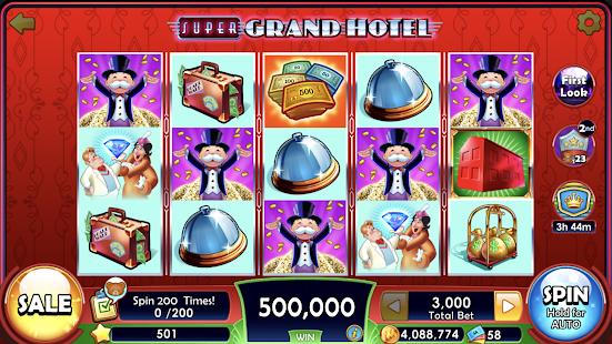 MONOPOLY Slots - Casino Games 3.3.0 screenshots 2