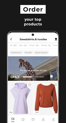 ABOUT YOU Online Fashion Shop apktram screenshots 6