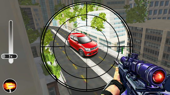 Sniper 3D Shooter – FPS Shooter 2019 Hack for iOS and Android 1