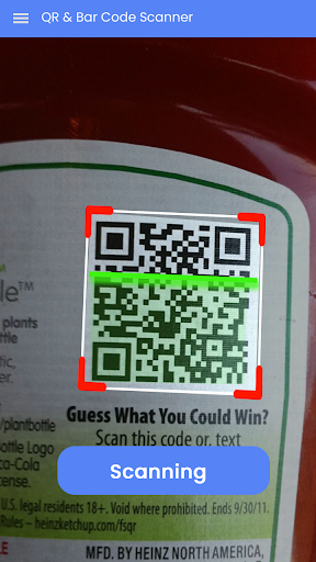 QR Code Reader - Fast Scan, Barcode & QR Scanner android2mod screenshots 4