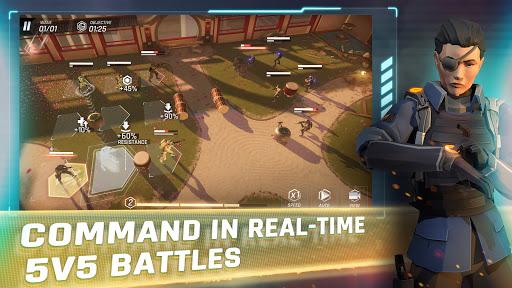 Tom Clancy's Elite Squad - Military RPG  screenshots 2