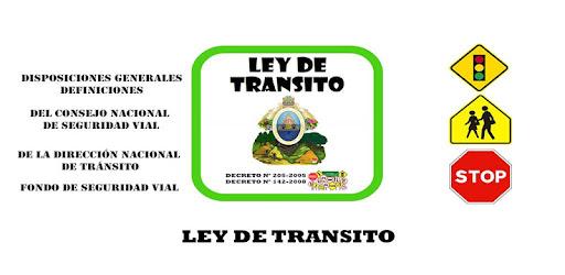 Ley De Transito Honduras Transito Gratis Aplicaciones En Google Play