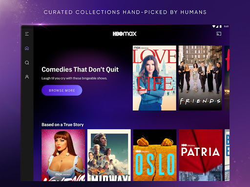 HBO Max: Stream and Watch TV, Movies, and More screenshots 11