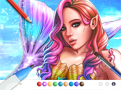InColor - Coloring Book for Adults Screenshot