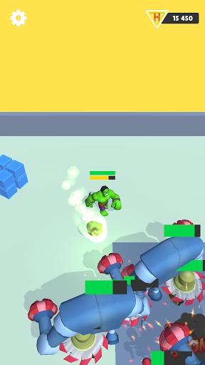 Superhero Legends: Strike Team  screenshots 2