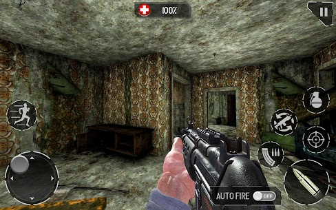 Real Commando Fire Ops Mission Mod Apk (Unlimited Money) 5