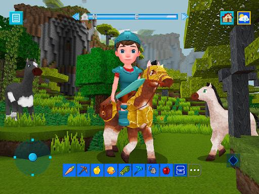 Terra Craft: Build Your Dream Block World 1.6.5 screenshots 9