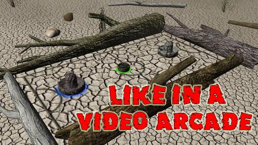 Air Hockey - War of Elements 201208 screenshots 2