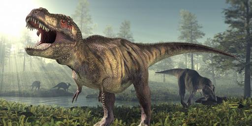 Dino Hunter - Wild Jurassic Hunting Expedition Apkfinish screenshots 9