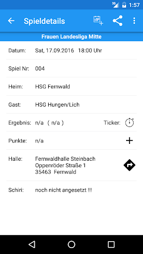 hsg hungen/lich screenshot 3