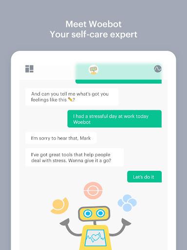 Woebot: Your Self-Care Expert 3.26.3 Screenshots 6