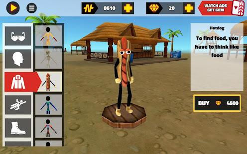 Stickman Superhero 1.6 screenshots {n} 5