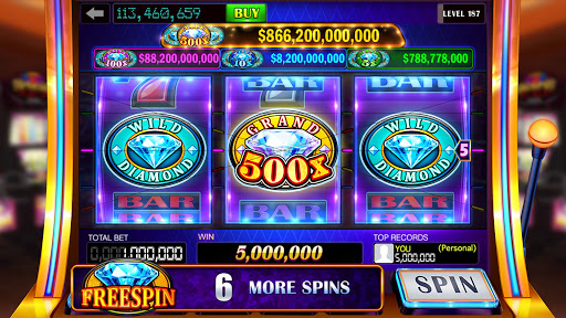 Classic Slots-Free Casino Games & Slot Machines  screenshots 1