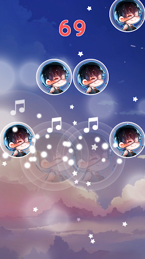 Anime Piano Magic Tiles - SAO Ghoul Boku Titan 1.8 screenshots 5