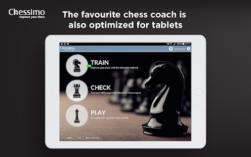 Chessimo – Improve your chess