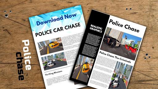 Télécharger Gratuit Police Car Chase: Gangster Crime Simulator 2020 mod apk screenshots 6