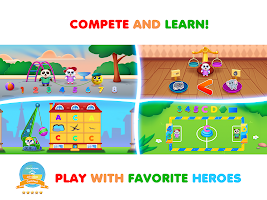 Knowledge Park 2 for Baby & Toddler - RMB Games