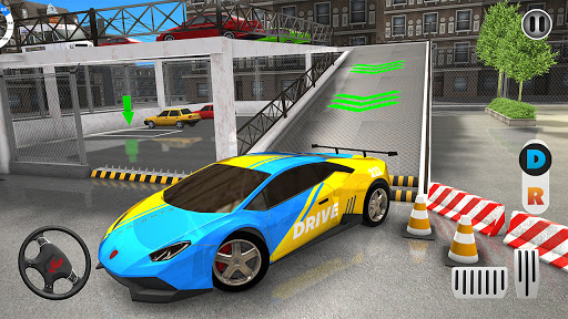 Modern Car Drive Parking Free Games - Car Games 3.87 Screenshots 18