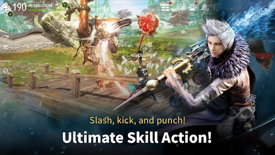 Blade & Soul Revolution MOD Apk [Latest] 2