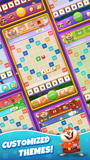Word Buddies - Fun Puzzle Game  screenshots 4