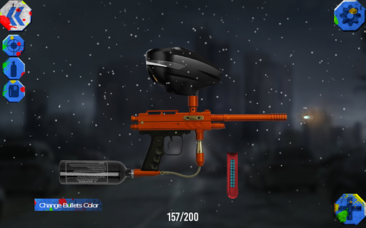 eWeapons™ Paintball Guns Simulator 1.4 screenshots 1