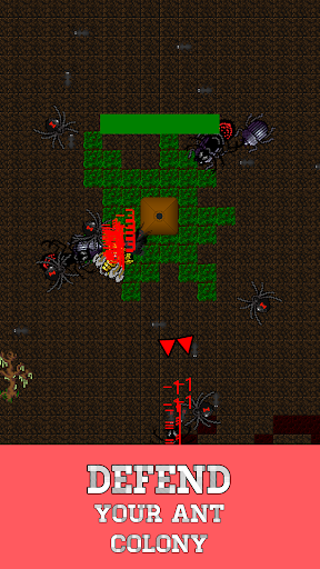 Ant Evolution - ant colony and terrarium simulator 1.4.0 screenshots 3
