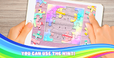 女の子のためのカワイイパズルゲーム Kawaii Puzzles Game Girlsのおすすめ画像5