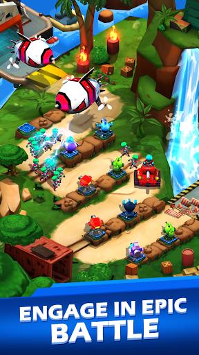 Zombie Defense : Idle Game 1.6 screenshots 1