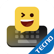 Facemoji Keyboard for Tecno-Themes & Emojis