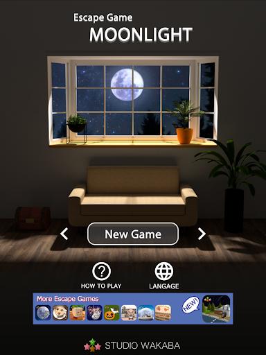 Room Escape Game: MOONLIGHT apkpoly screenshots 6