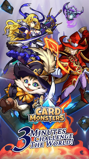 Card Monsters: 3 Minute Duels apkdebit screenshots 1