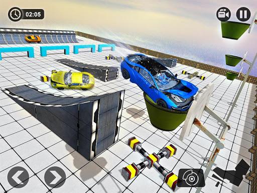 Derby Car Crash Stunts 2.1 Screenshots 16