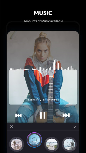 Beat.ly - Music Video Maker with Effects android2mod screenshots 5