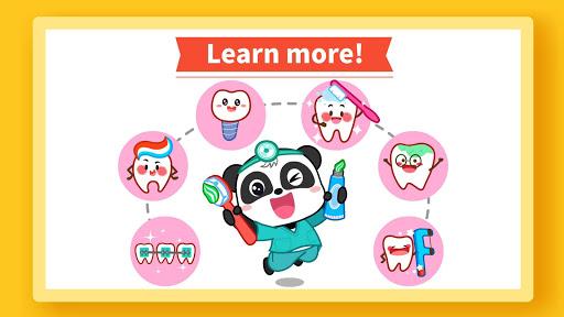 Baby Panda: Dental Care  screenshots 11
