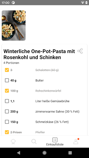 Monsieur Cuisine 2.0.2 Screenshots 4