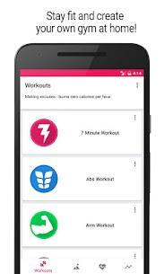 Home Workout MOD Apk 1.4.13 (Unlimited Money) 1