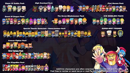 tiny fantasy - champion and monster of this world screenshot 3