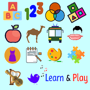 Kids Educational Games - Learn English Numbers
