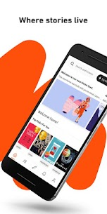 Wattpad – Read & Write Stories MOD (Premium) 1