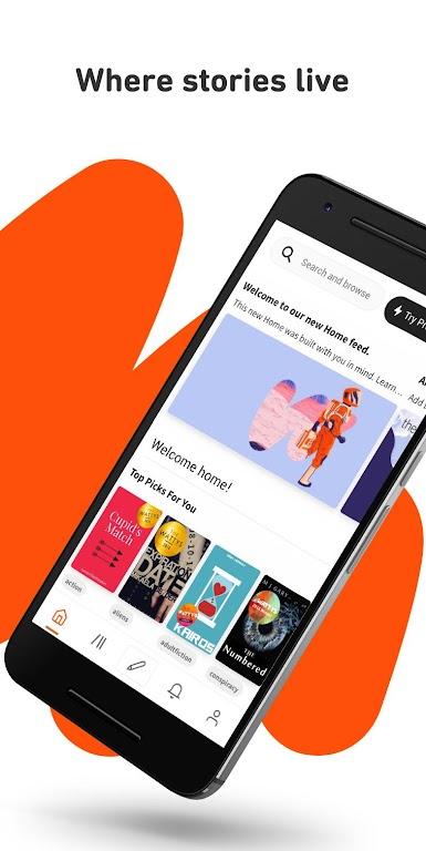 Wattpad – read books & stories – Apps on Google Play poster 0