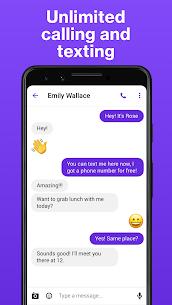 TextNow – Free US Phone Number 4