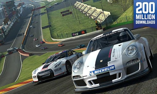 Real Racing  3 (MOD APK, Unlimited Money/ MOD MENU) v9.1.1 4