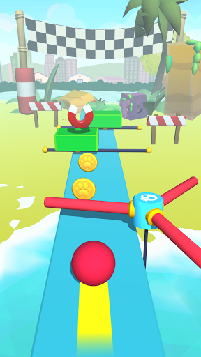 Ball Run Stack - 8 Ball Game Stack Ball 3D Helix 37 screenshots 5
