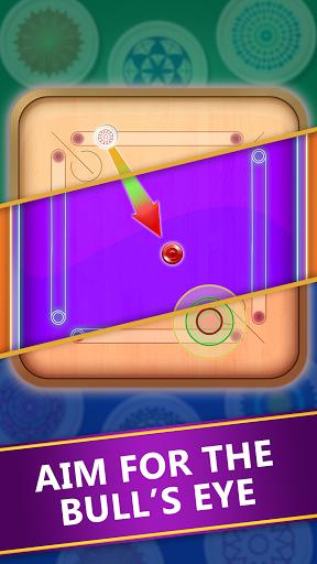 Carrom Disc Pool : Free Carrom Board Game screenshots 3