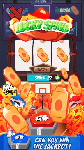 Télécharger NBLL: National Basketball Lucky League APK MOD (Astuce) screenshots 2