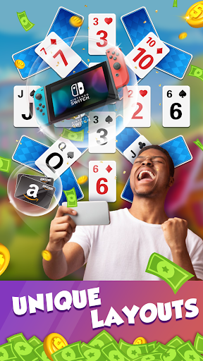 Lucky Solitaire modavailable screenshots 9