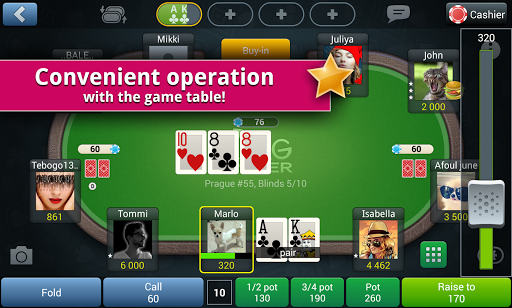 Jag Poker HD  screenshots 5