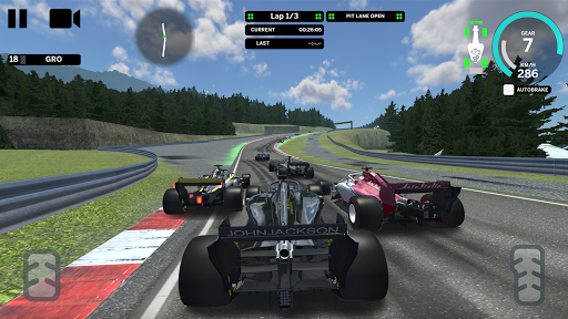 Ala Mobile GP - Formula cars racing  screenshots 1